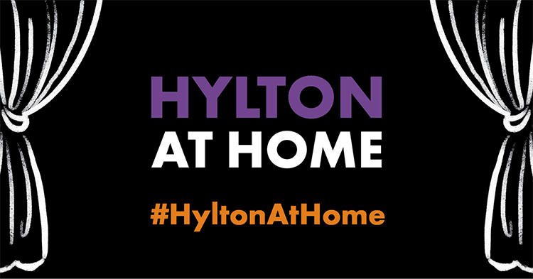 Hylton at Home