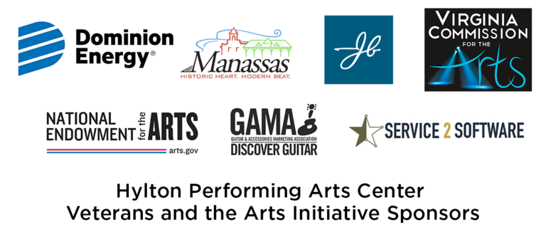 Vets and the Arts 2021 Sponsors